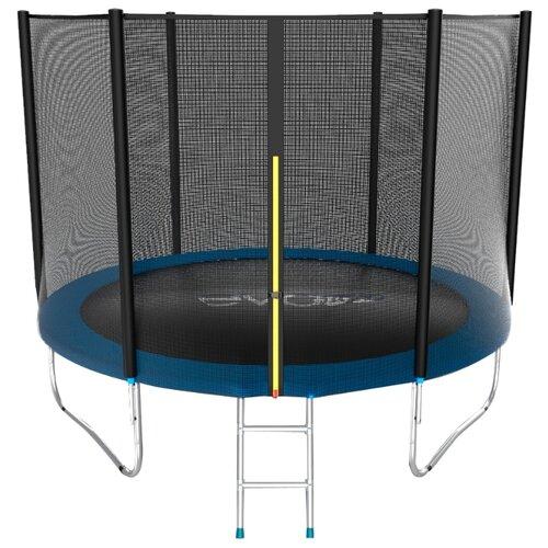 Каркасный батут EVO Jump 10FT External 305х305х254 см blue