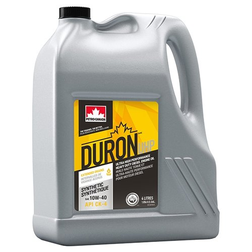 Моторное масло Petro-Canada Duron UHP 10W-40 4 л