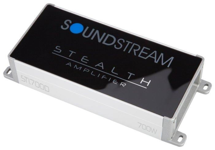 Автомобильный усилитель Soundstream ST1.700D