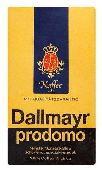 Dallmayr Кофе молотый Prodomo 250 гр (0.25 кг)