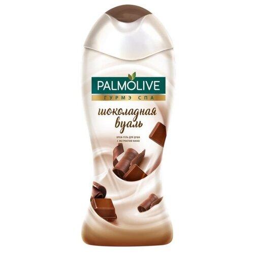 Купить Крем-гель для душа Palmolive Гурмэ СПА Шоколадная вуаль, 250 мл