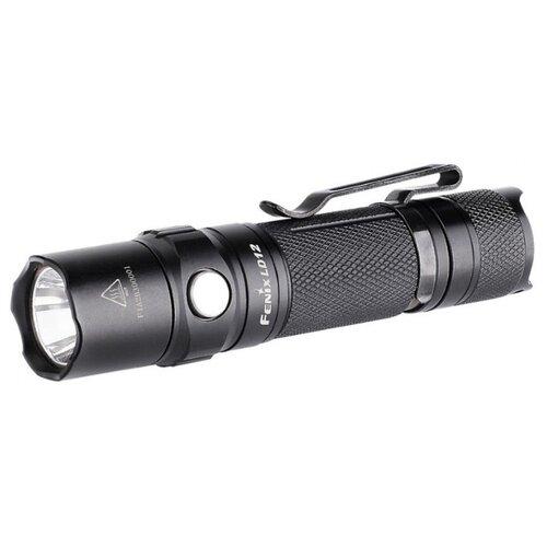 цена на Ручной фонарь Fenix LD12 2017 черный