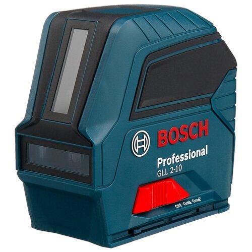 цена на Лазерный уровень самовыравнивающийся BOSCH GLL 2-10 Professional (0601063L00)