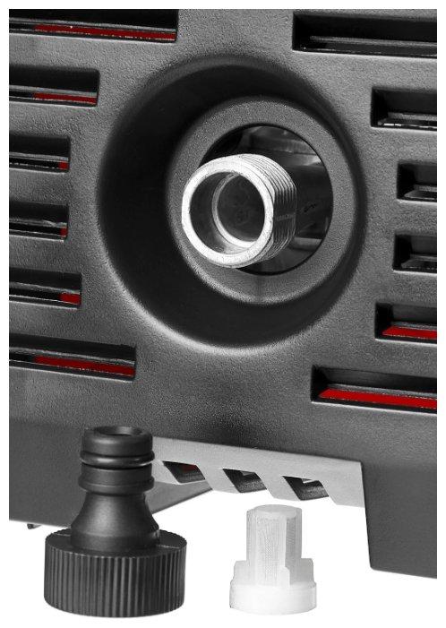 Мойка высокого давления ЗУБР АВД-100 1.4 кВт