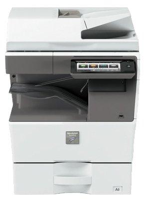 МФУ Sharp MX-B455WEE