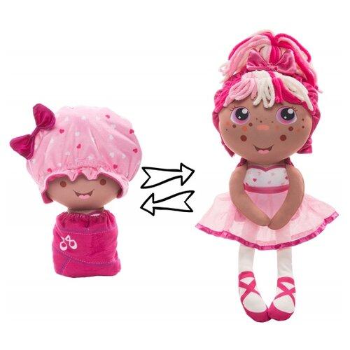 Мягкая игрушка 1 TOY Девчушка-вывернушка Катюшка 38 см, Мягкие игрушки  - купить со скидкой