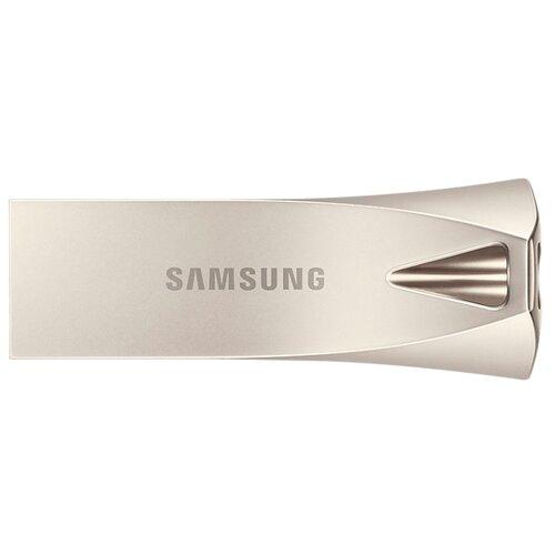 Фото - Флешка Samsung BAR Plus 256GB серебряное шампанское детский турник single bar