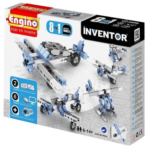 цена на Конструктор ENGINO Inventor (Pico Builds) 0833 Авиация