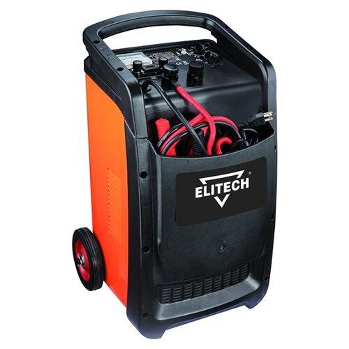 Пуско-зарядное устройство ELITECH УПЗ 800 черный / оранжевый пуско зарядное устройство airline ajs chj 100 оранжевый