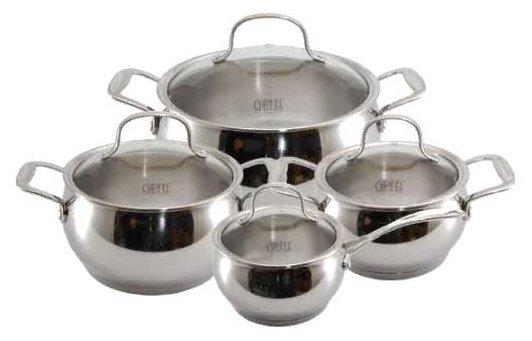 Набор посуды GiPFEL FORUM 1548 8 пр.