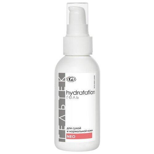 Гельтек Hydratation Гель для сухой и нормальной кожи лица серии NEO, 100 г гель для сухой и нормальной кожи лица neo hydratation гель 200мл