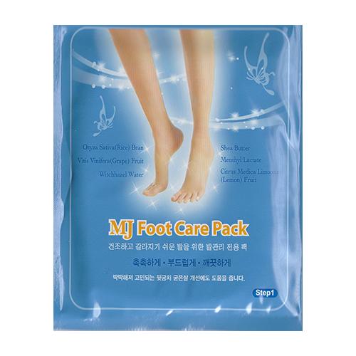 MIJIN Cosmetics Носочки-маска для ног MJ Foot Care Pack 22 г