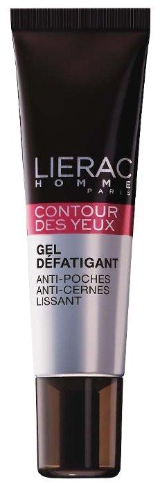 Lierac Гель для контура глаз Homme Contour des Yeux Gel Défatigant