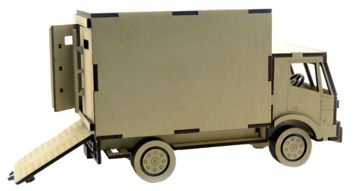 Сборная модель Lemmo Грузовик Фургон (ГР-2),,