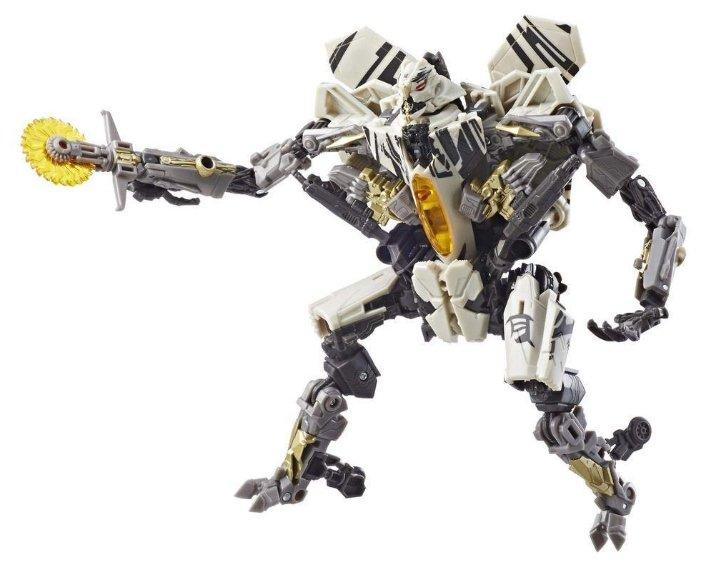 Трансформер Hasbro Transformers Старскрим (Revenge of the Fallen). 21. Коллекционное издение: вояджер (Трансформеры Дженерейшнс Studio Series) E1608