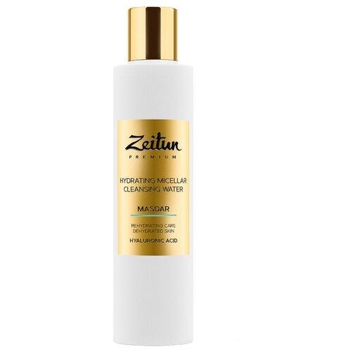 Купить Zeitun увлажняющая мицеллярная вода Masdar с гиалуроновой кислотой, 200 мл