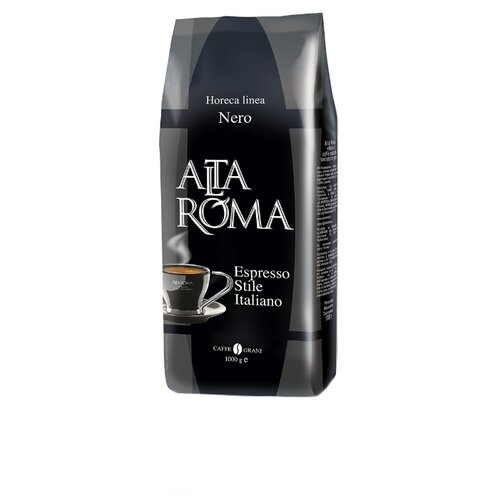 Кофе в зернах Alta Roma Nero, арабика/робуста, 1000 г