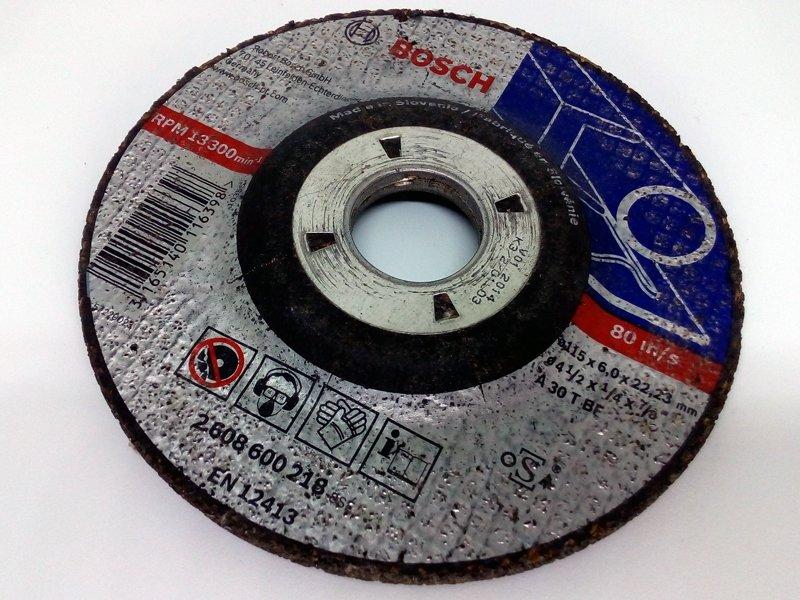 алмазный отрезной диск по металлу для болгарки, виды, применение