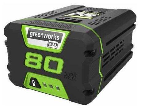 Аккумуляторный блок greenworks G80B4 80 80 В 4 А·ч