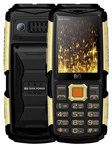 Телефон BQ 2430 Tank Power — купить по выгодной цене на Яндекс.Маркете