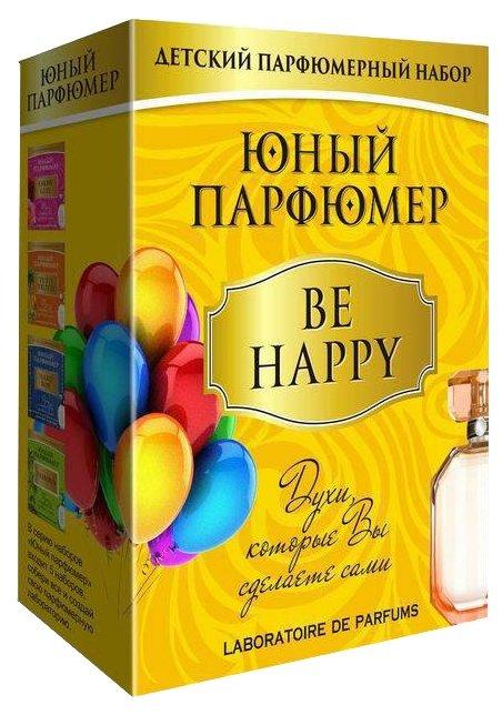 Master IQ² Юный парфюмер. BE HAPPY