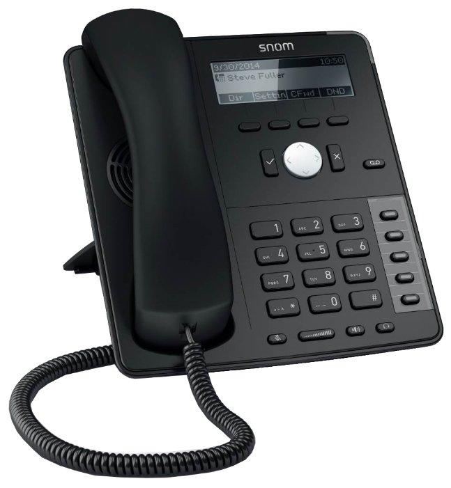 VoIP-телефон Snom D712