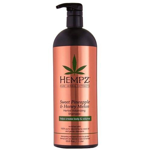 Hempz шампунь Daily Hair Care Sweet Pineapple & Honey Melon Volumising, 1 л