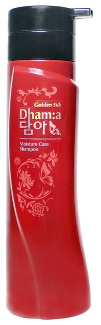 DHAMA шампунь Moisture Care