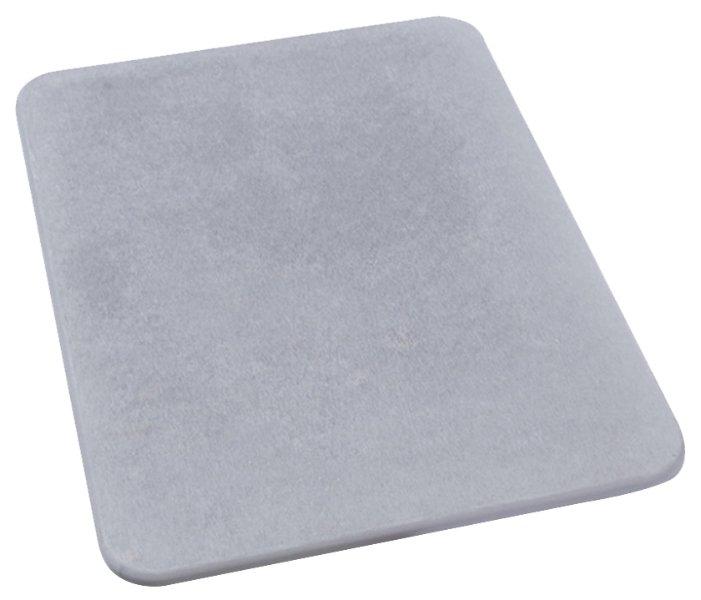 Коврик для ванной Vortex SPA, круглый, диаметр 55см, микрофибра (шенилл), ворс 1см, бежевый, 24135 (арт. 646939)