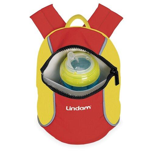Вожжи Lindam Fun Pack Harness красный/желтый