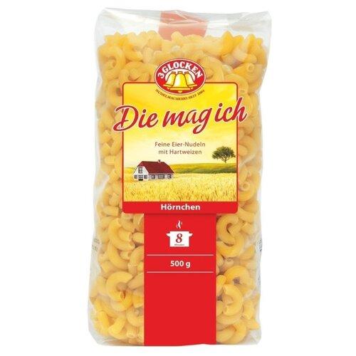 3 Glocken Макароны Die mag ich H?rnchen, 500 гМакароны<br>