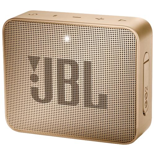 цена на Портативная акустика JBL GO 2 Pearl Champagne