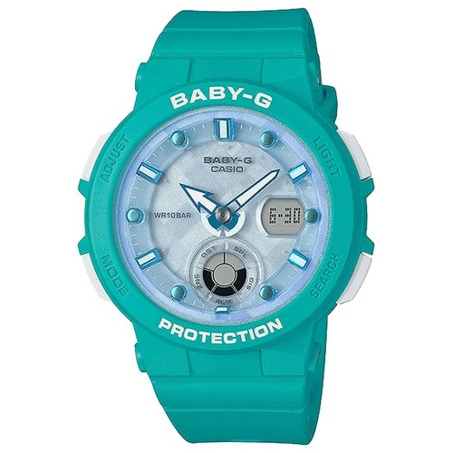 Наручные часы CASIO BGA-250-2A casio bga 220b 2a