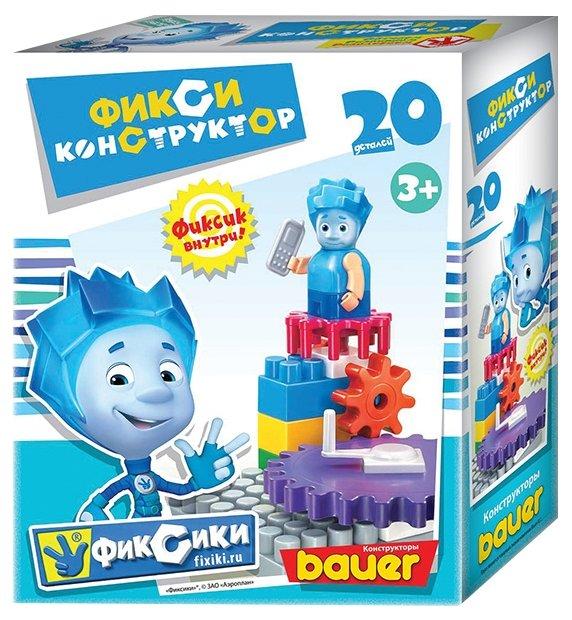 Конструктор Bauer Фиксики 310-20