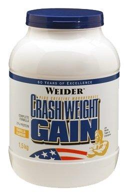 Гейнер Weider Crash Weight Gain (1.5 кг)