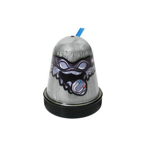 Купить Лизун SLIME Ninja серебряный, 130 г (S130-10), Игрушки-антистресс