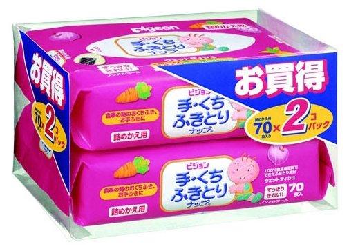 Салфетки влажные для рук (упаковка 30 шт.) LECAR