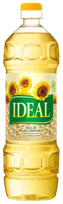 Ideal Масло подсолнечное