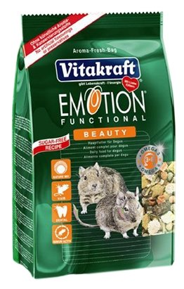 Корм для дегу Vitakraft Emotion Functional Beauty
