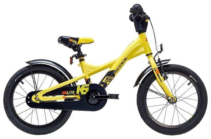 Детский велосипед S'cool XXLite 16 Alloy (2018)