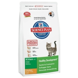 Корм для кошек Hill's Science Plan Kitten Healthy Development Chicken