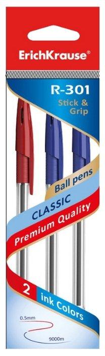 ErichKrause Набор шариковых ручек R-301 CLASSIC, 0.5 мм (42761EK)