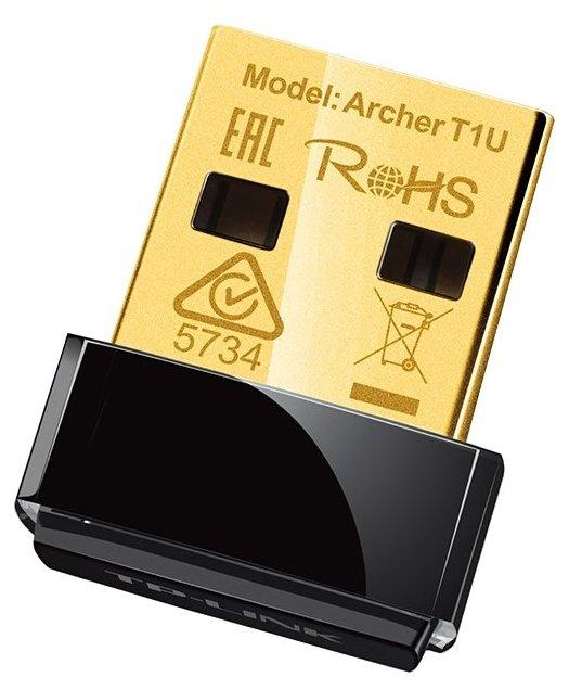 TP-LINK Wi-Fi адаптер TP-LINK Archer T1U