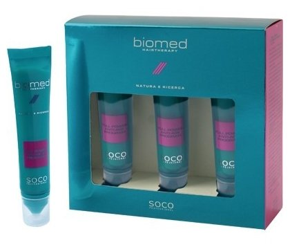 Biomed Крем против старения кожи и выпадения волос