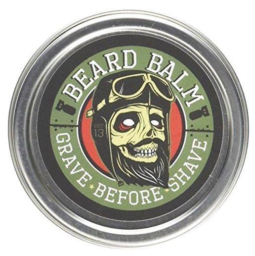 Grave Before Shave Бальзам для бороды Beard Balm