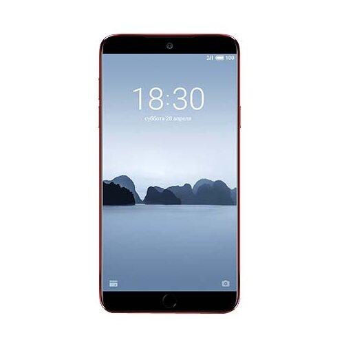 Смартфон Meizu 15 Lite 4/32GB красныйМобильные телефоны<br>