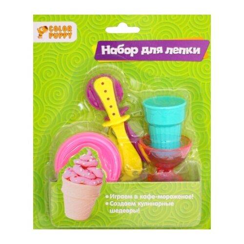 Масса для лепки Color Puppy Стаканчик мороженого (637009)