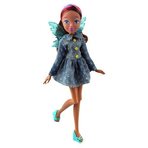 Кукла Winx Club Стильная штучка Лейла, 28 см, IW01571805 winx club