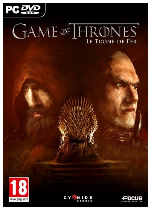Focus Home Interactive Game of Thrones (2012)