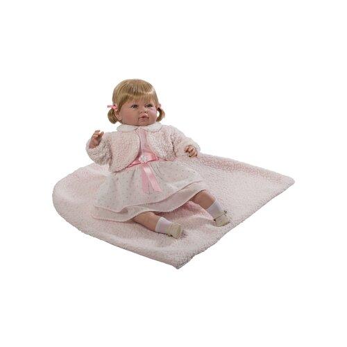 Купить Пупс Munecas Berbesa Sara, 50 см, 5207R, Куклы и пупсы